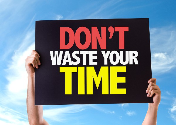 Live or Keep Moving but don't Waste Time | The Observation Cafe